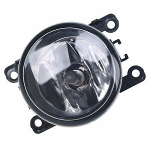 Front Fog Light Lamp Assembly Clear Lens With H11 Bulb Universal For Acura Honda