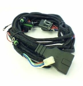 26345 Western Snowplow 3 Pin Main Control Harness