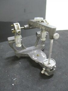 Hanau Dental Articulator For Plane Occlusion Examination Best Price
