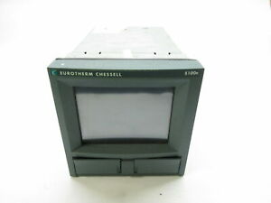 Eurotherm Chessell Video Graphics Recorder 5100e