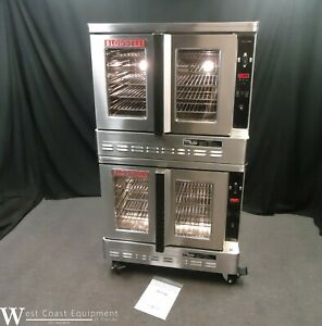 Blodgett Dfg 100 3 Commercial Gas Double Convection Oven Sold W 90 Day Warranty