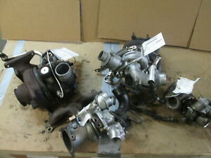 2013 2016 Ford Fusion Turbo Turbocharger 2 0l 69k Miles Oem Lkq