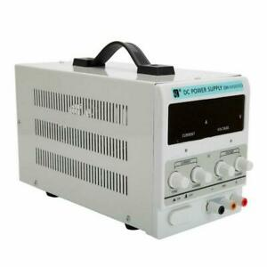 30v 60v 10a 5a Lab Adjustable Dc Power Supply Line Variable Digital Voltage Led