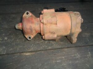 Ford Tractor 600 800 601 801 Hydraulic Pump Round Piston Style