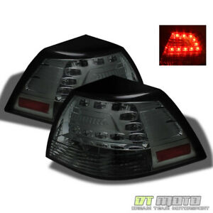 Smoked 08 09 Pontiac G8 Led Perform Tail Brake Lights Lamps Left Right