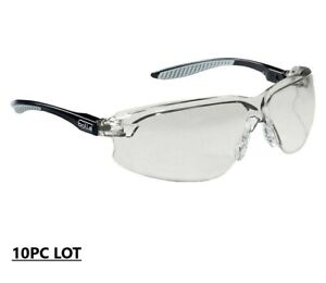 a3af9e3c0e 10 Bolle Axis. 10 Bolle Axis Clear Anti scratch Fog Safety Glasses ...
