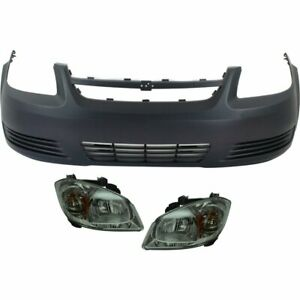 Front New Kit Auto Body Repair For Chevy Chevrolet Cobalt 2008 2010