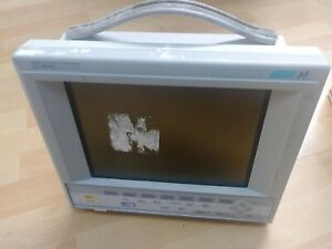 Hp Agilent V24ct Patient Monitor 24 26 M1205a Medical Equipment Device Tech Vet