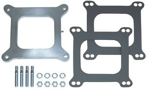 Trans dapt Performance Products 2094 Holley 4 Barrel Carb Spacer