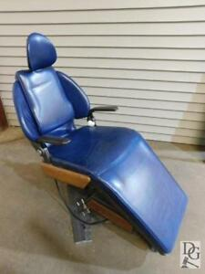 Electric Dentist Chair Ritter Works Nice Tattoo Parlor Nail Salon Etc