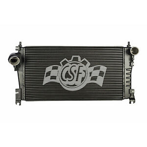 Cpp Turbocharger Intercooler Cac010011 For Chevrolet Silverado Gmc Sierra