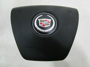 2007 2010 Cadillac Escalade Driver Steering Wheel Air Bag Airbag Oem
