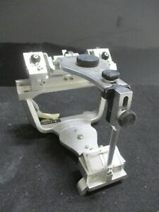 Denar Dental Laboratory Articulator For Occlusal Plane Analysis