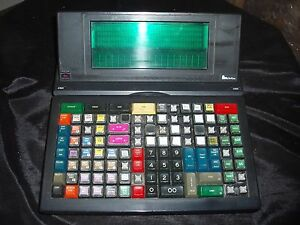 Gemstone Ruby Verifone Cpu4 120 key Pos Point Of Sale Console P040 03 430