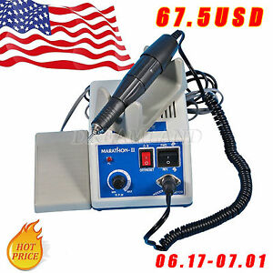 Us Warehouse Marathon N3 Dental Lab Micromotor 35k Rpm Polishing Handpiece