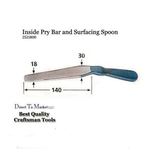 Picard Pry Bumping Spoon Auto Body 2521800 Auto Body Dent Repair Shape Tools
