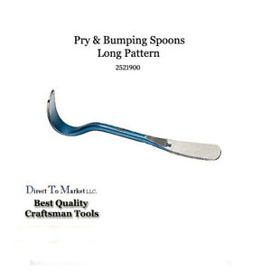 Picard Pry Bumping Spoon Auto Body 2521900 Compare Snap on Mac Blue Point Tool