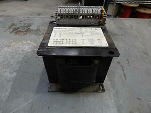 Dongan Es 10230 371 Single Phase Transformer 2 0 Kva T57163