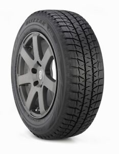 4 New Bridgestone Blizzak Ws80 94h Winter Snow Tires 2155517 215 55 17 21555r17