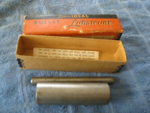 Vintage LYMAN IDEAL SHELL RESIZER & Box 405 Win. Full Length Estate Sale Lot
