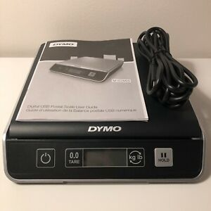 Dymo M10 M25 Digital Usb Postal Scale 10 Lb