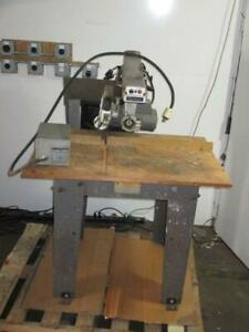 Dewalt 790 Contractors Powershop 12 Industrial Radial Arm Table Saw W Blade