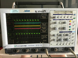 Lecroy Wavepro 960 Dso 2ghz 4 ch Digital Oscilloscope 16gs s