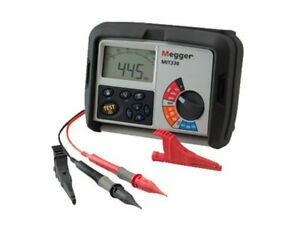 Megger Mit300 en 500v Insulation And Continuity Tester