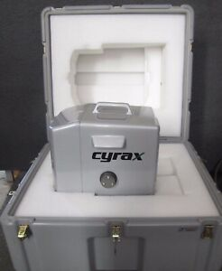 Cyrax Model 2500 Laser 3d Surveying Mapping Scanner Station 1318 1323