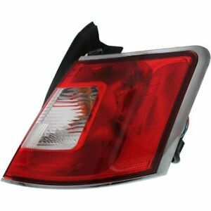 Right New Tail Light Lamp Passenger Side Rh Hand Ford Taurus 2010 2012