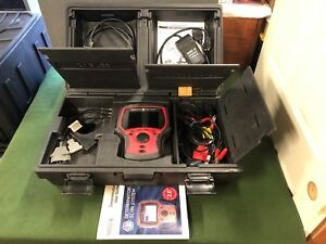 Matco Tools Determinator Scan System 3 0 Kit Obdii Smartcable Case Tested