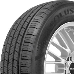 2 New 235 70 16 Kumho Solus Ta11 All Season Performance 600ab Tires 2357016