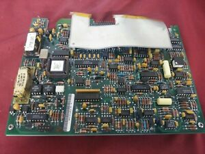0670 00 0620 01 Front End Board Assembly Datascope Passport Xg Patient Monitor