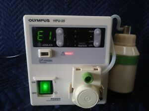 Olympus Hpu 20 Heat Probe Unit With Bottle a1 3