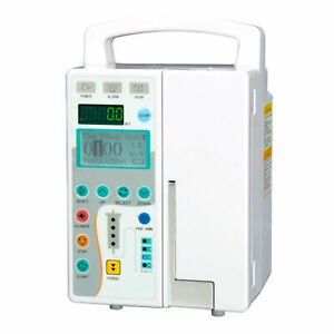 Fda Veterinary Infusion Pump Iv Fluid Equipment With Audible And Visual Alarm