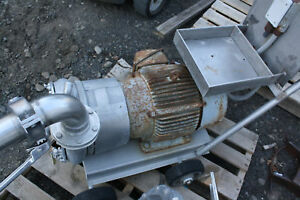 Valley Pipe Ch153 Centrifugal Transfer Pump Vps