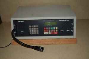 Zetron 4217b Audio Panel Console Ems Police Dispatch In Chassis 2