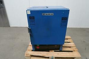 Blue M Dv 490a 2 Table Top Industrial Oven 19x15x18 500 F T134528