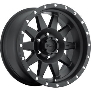 17x9 Black Method The Standard 5x5 12 Rims Rugged Trail T a Tires
