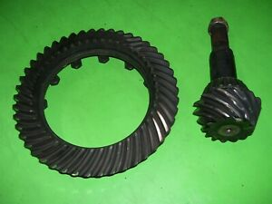 95 Dodge Ram Dana Spicer 70 Rear Differential Gears 3 55 3 54 Ratio Ring Pinion