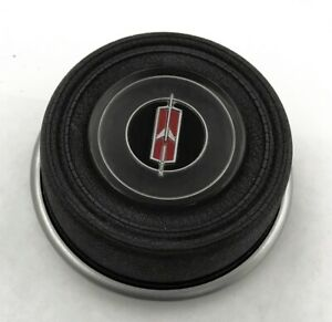 1969 Oldsmobile Cutlass Rocket Horn Cap Steering Wheel Emblem Used 403441