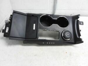 Center Console Cover Fits 16 17 Ford Explorer 787310