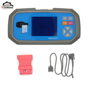 Sbb3 Pro3 Key Programmer With Immobilizer odometer ecu Reset For Toyota G h Chip