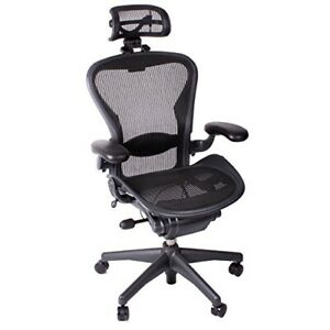 Herman Miller Her hml1269 Sc Posture Fit Ofiice Chair Carbon