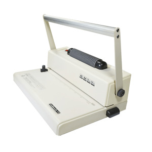 S20a Manual Spiral Plastic Coils Binding Electrical Inserter Free Box Of Coils