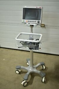 Used Cardiotech Im50 Medical Patient Monitor For Vital Signs Monitoring