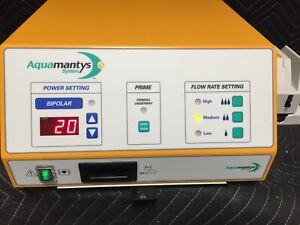 Aquamantys System Electrosurgical Unit 40 402 1 Pump Medtronic