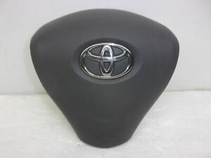 2009 2013 Toyota Corolla Front Driver Steering Wheel Air Bag Oem