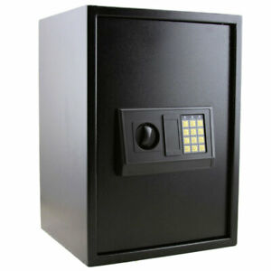 Durable Electronic Digital Safe Box Keypad Lock Security Home Office Hotel Us