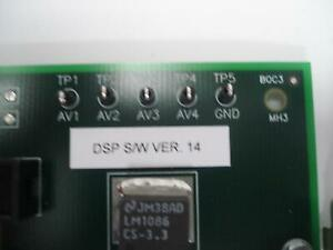 Four Axis Motion Controller P9715 4001 01 Dsp S w T3606
